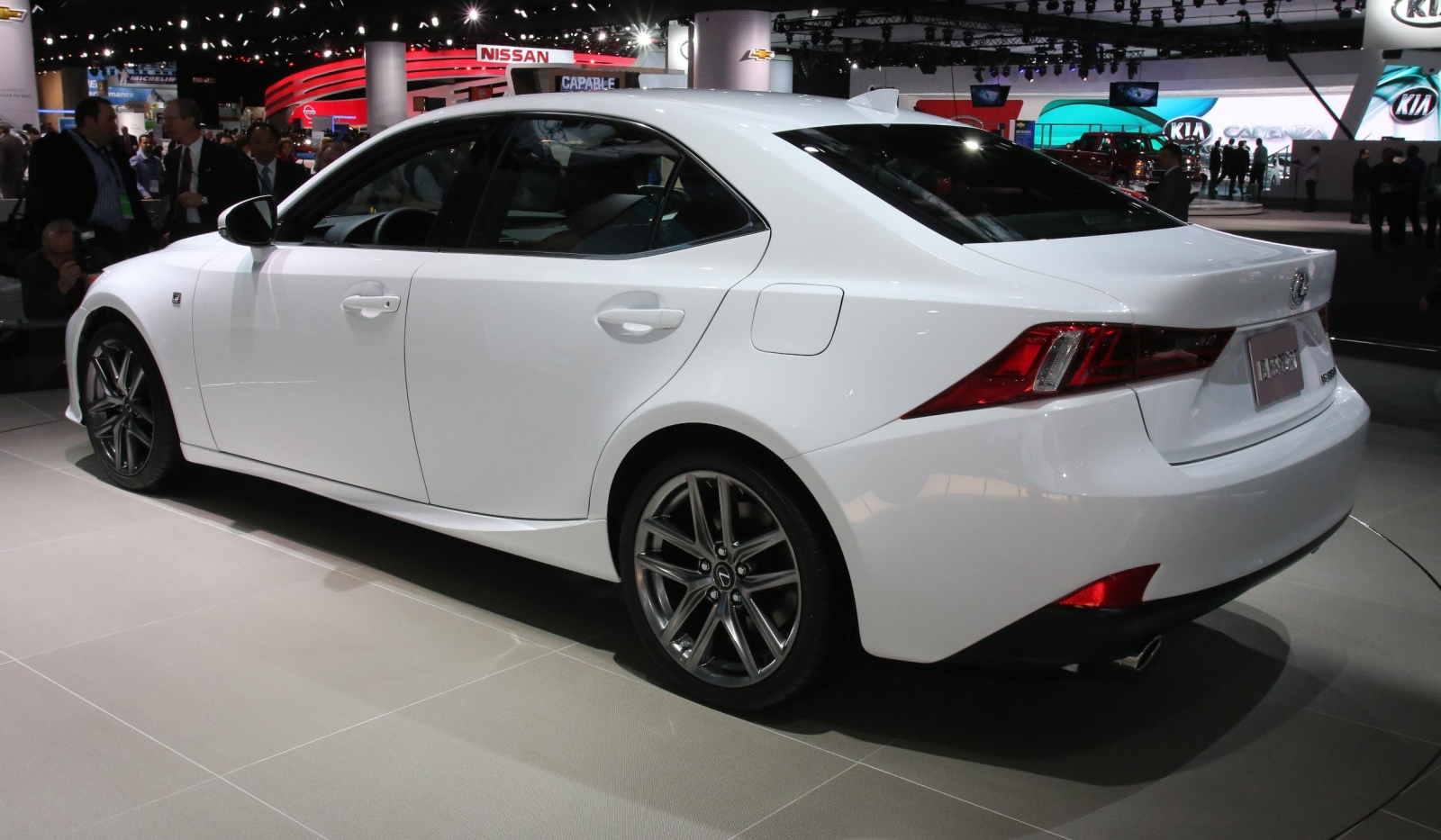 2013 Lexus Is F #6