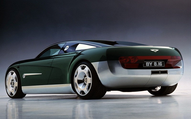 1999 Bentley Hunaudieres #6