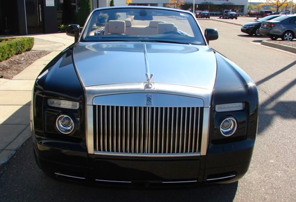 2011 Rolls royce Phantom Drophead Coupe #14