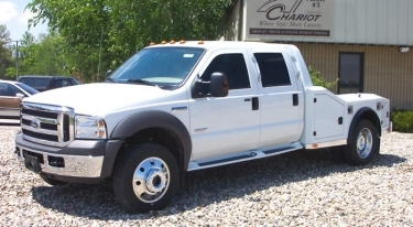 2007 Ford F-450 #5