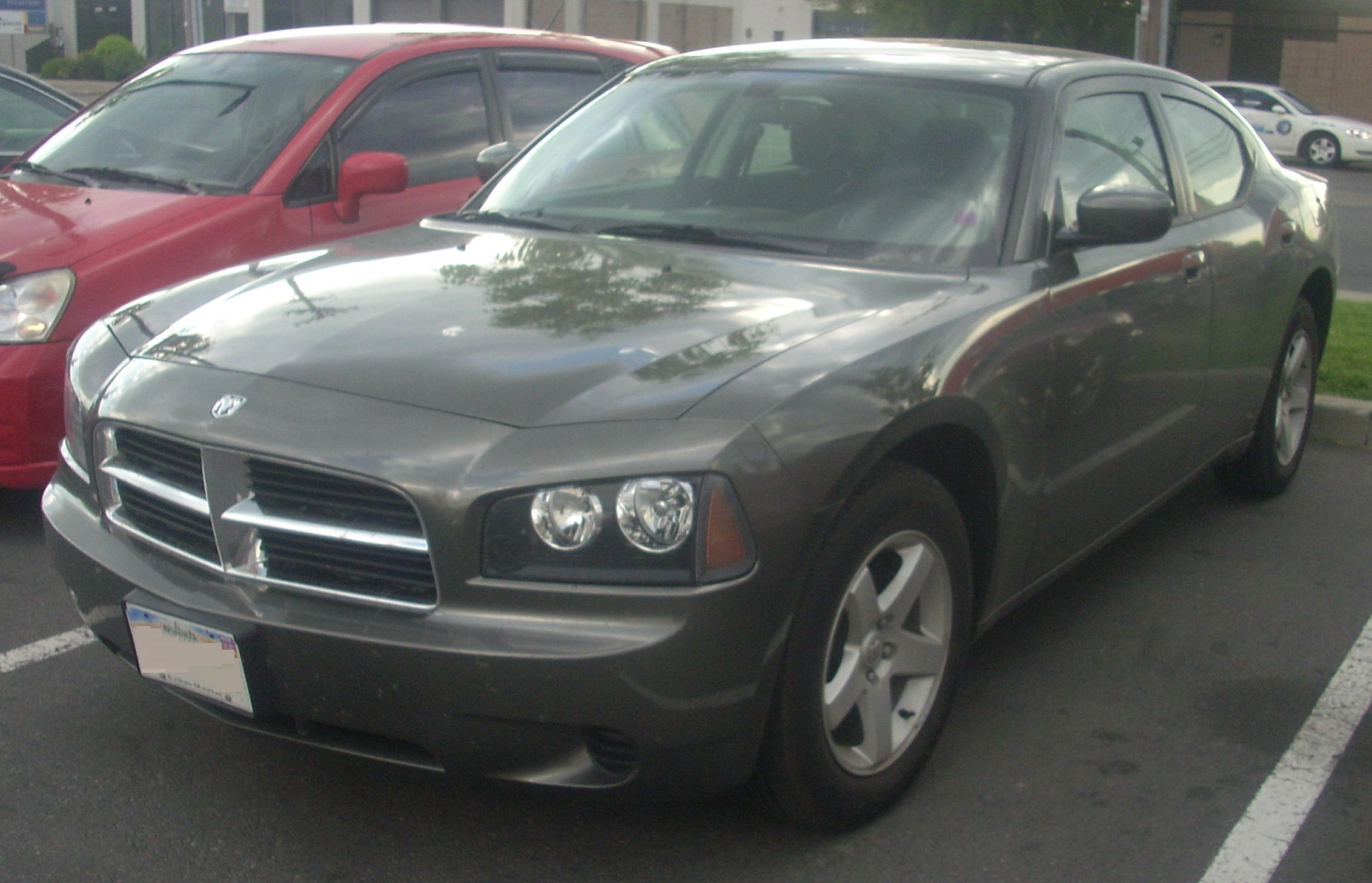 2009 Dodge Charger #3