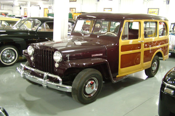 1946 Jeep Station Wagon #14