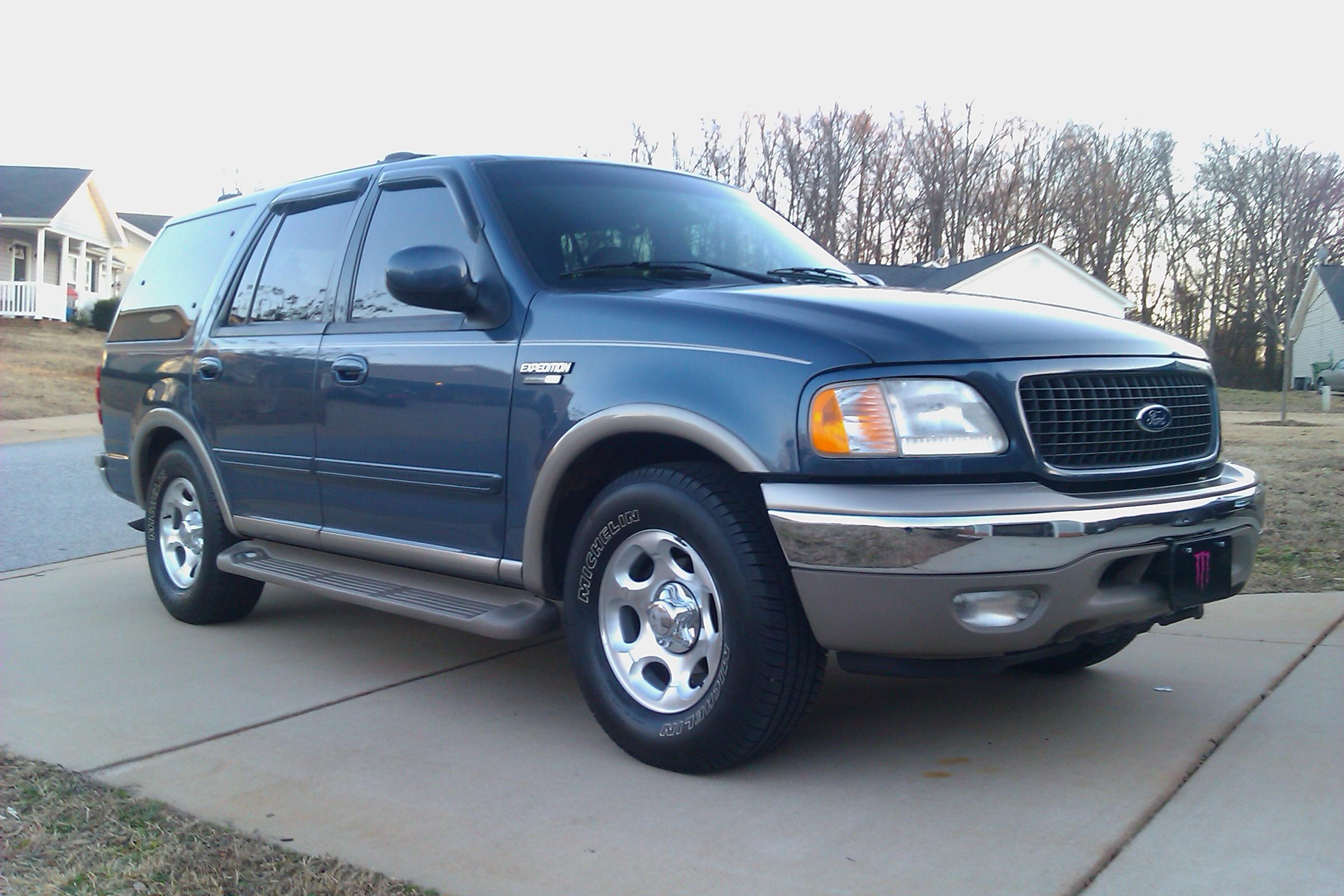 2000 Ford Expedition #1