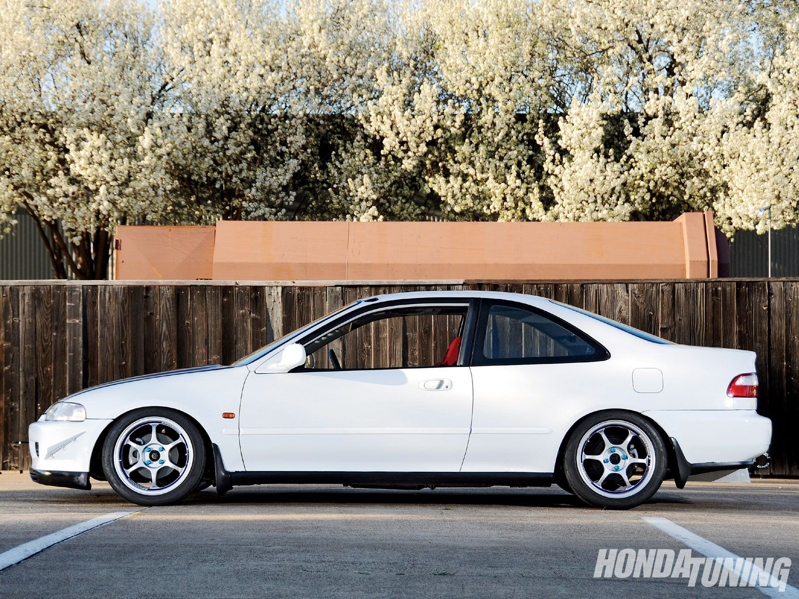 1993 Honda Civic #6