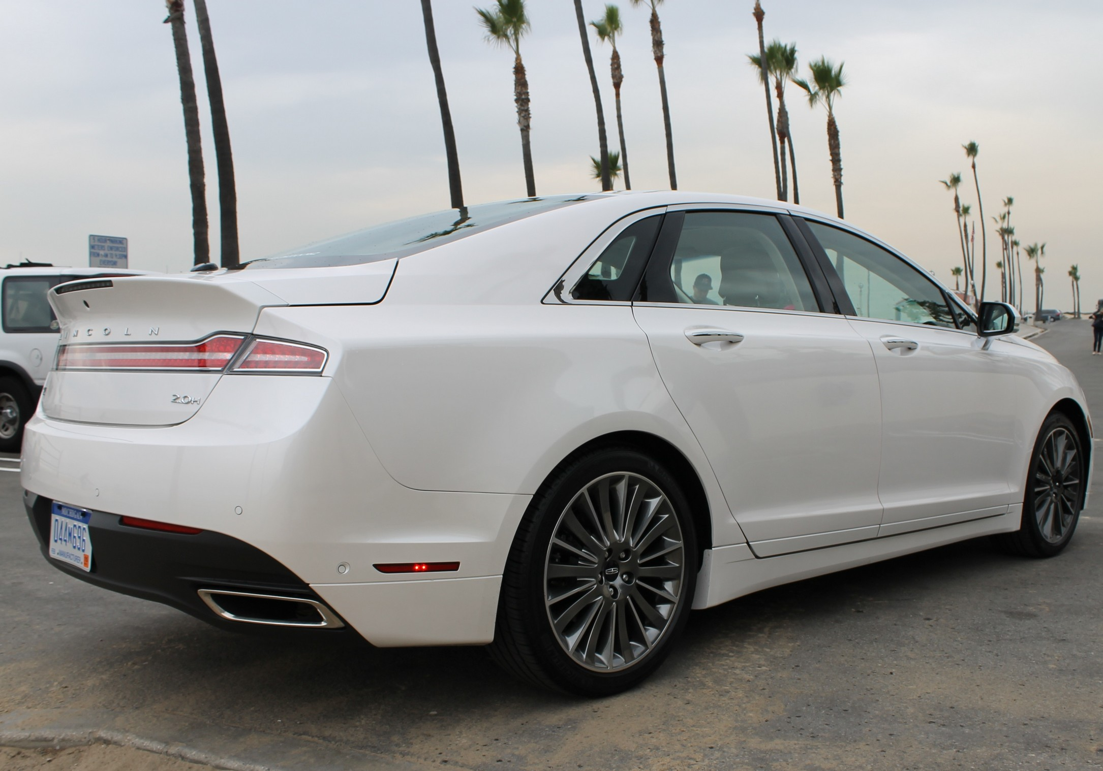 2013 Lincoln Mkz #7