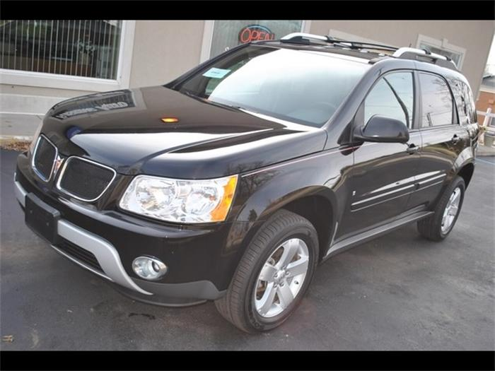 2007 Pontiac Torrent #3