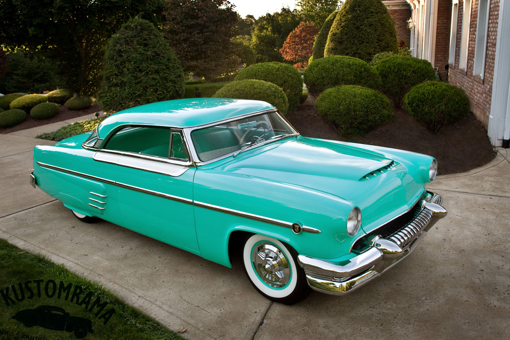 1954 Mercury Montclair #7