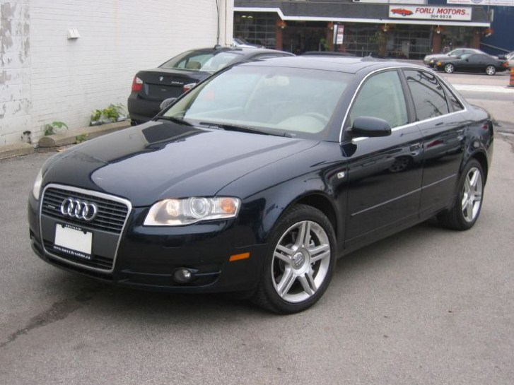 2007 audi a4 photos informations articles. Black Bedroom Furniture Sets. Home Design Ideas