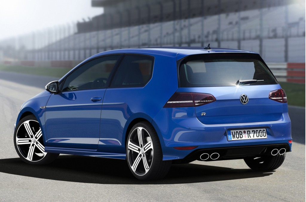2015 Volkswagen Golf R #5