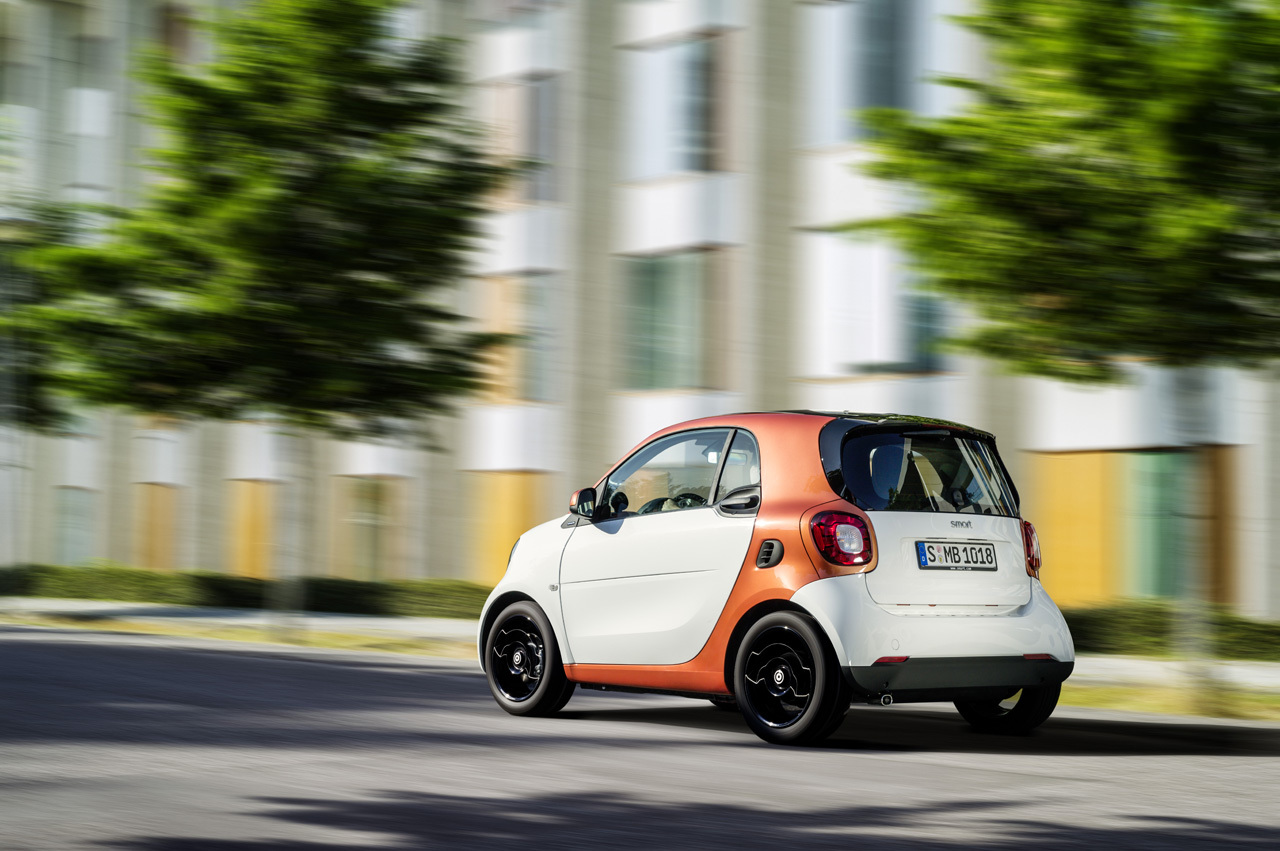 2016 Smart Fortwo #16