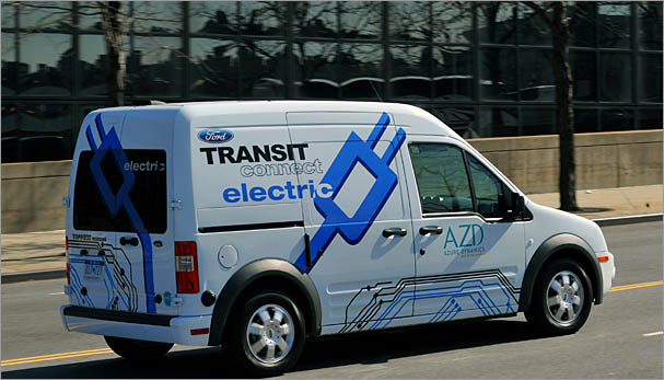 2011 Ford Transit Connect #10