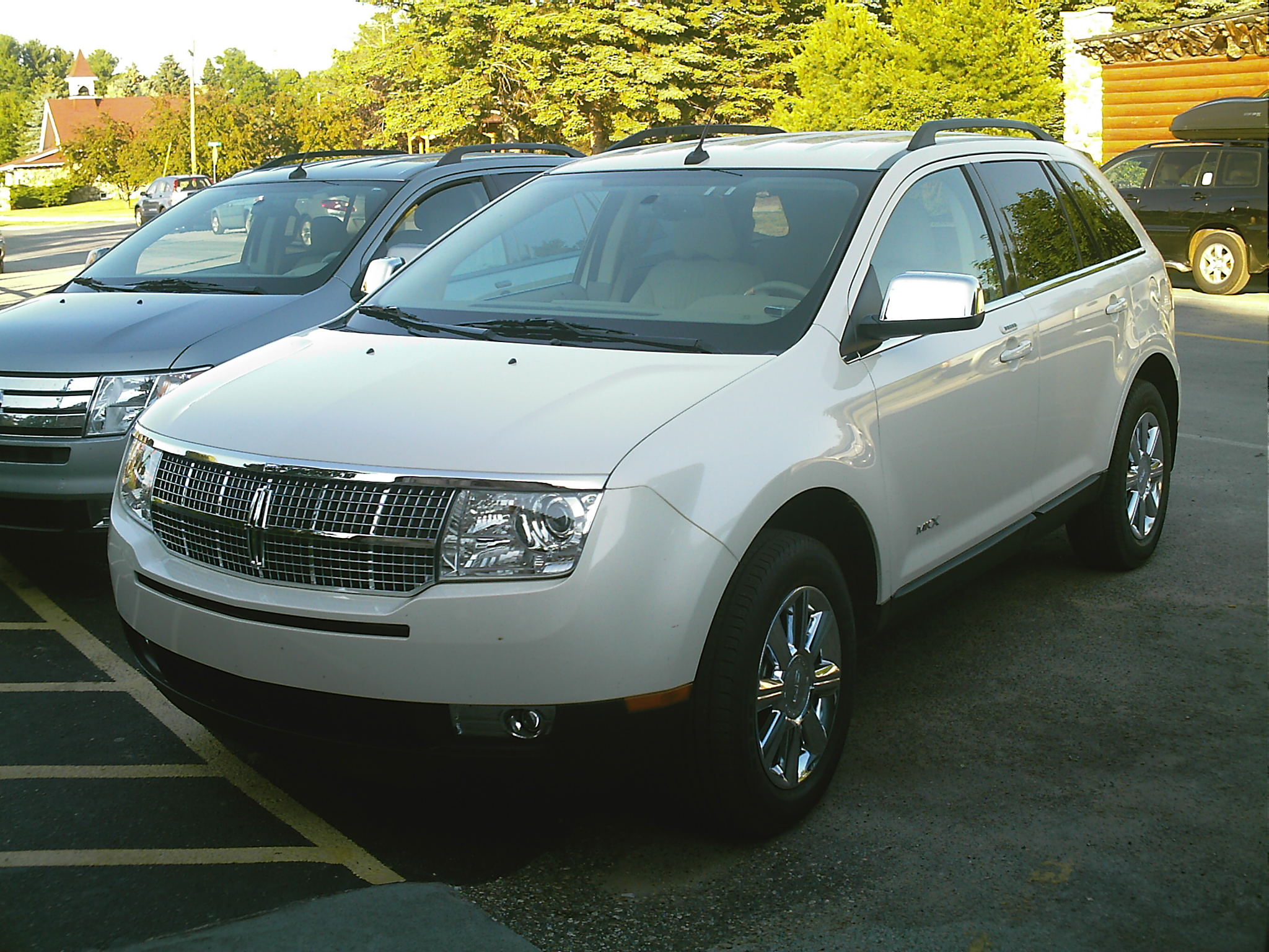 2007 Lincoln Mkx #3