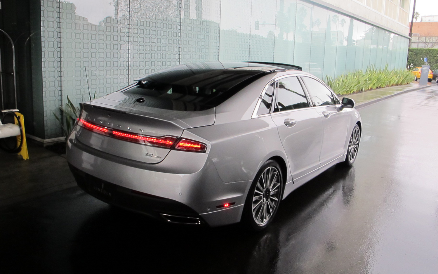2013 Lincoln Mkz #14