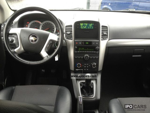 2008 Chevrolet Captiva Photos Informations Articles Bestcarmag