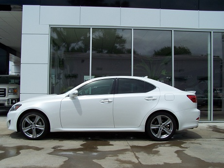 2012 Lexus Is 250 #6