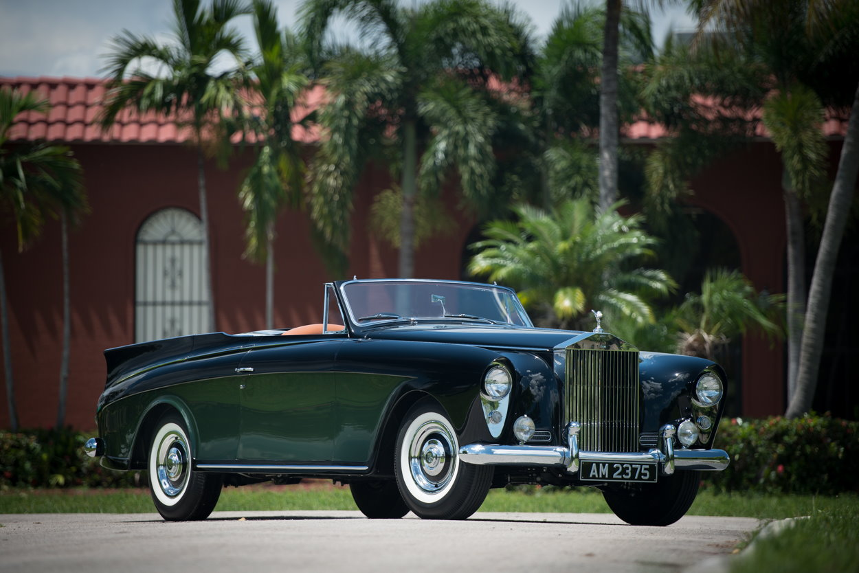 1958 Rolls royce Silver Cloud #13