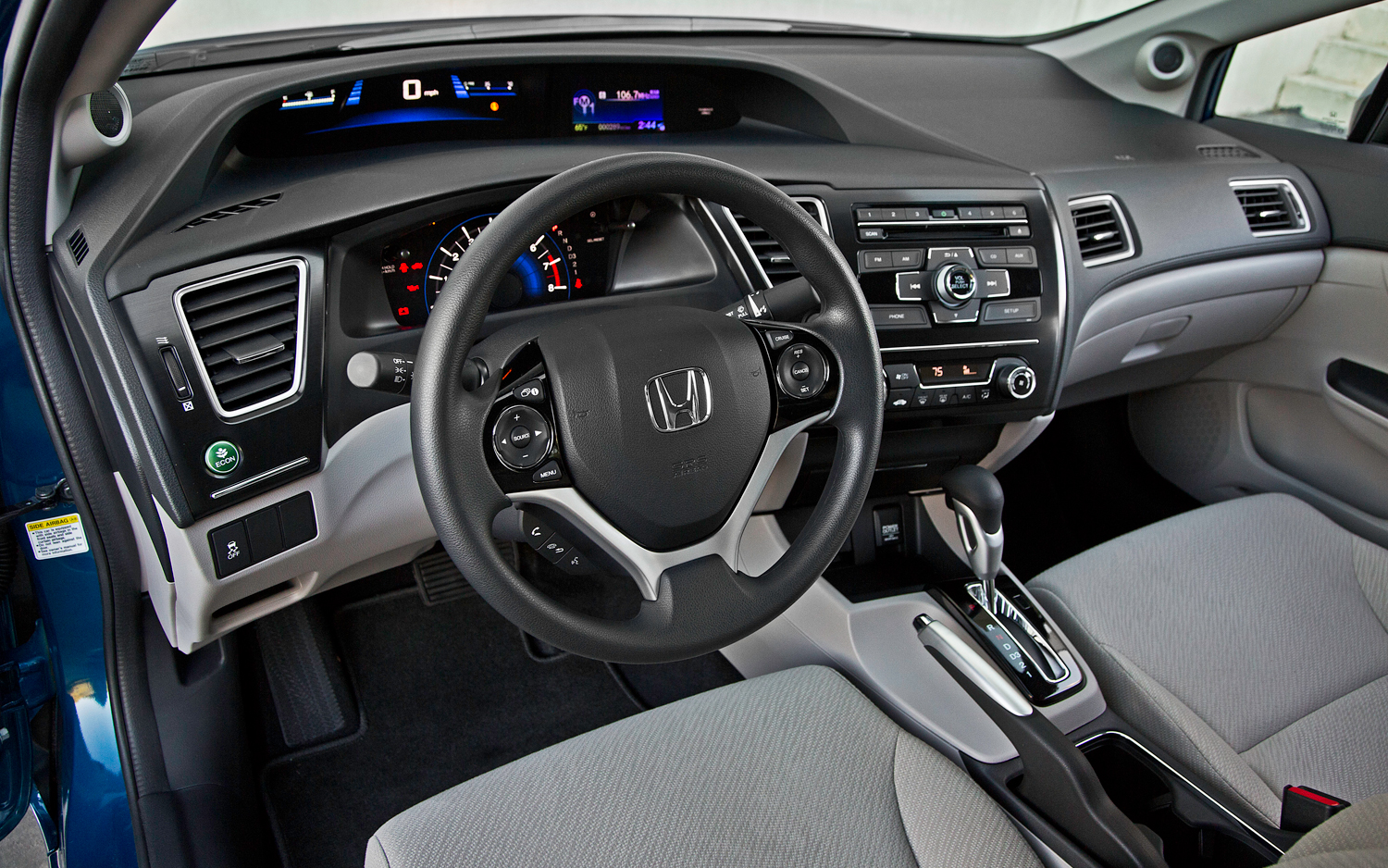 2013 Honda Civic Photos Informations Articles