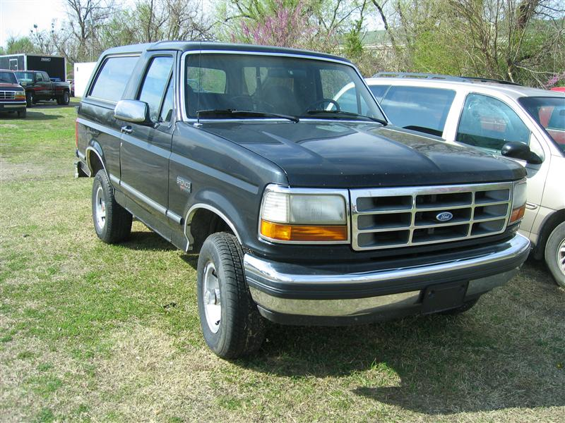 1992 Ford Bronco #11