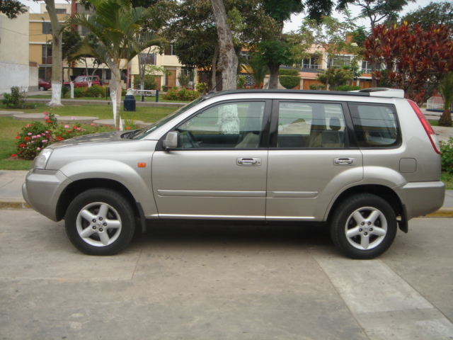 2003 nissan x trail photos informations articles. Black Bedroom Furniture Sets. Home Design Ideas