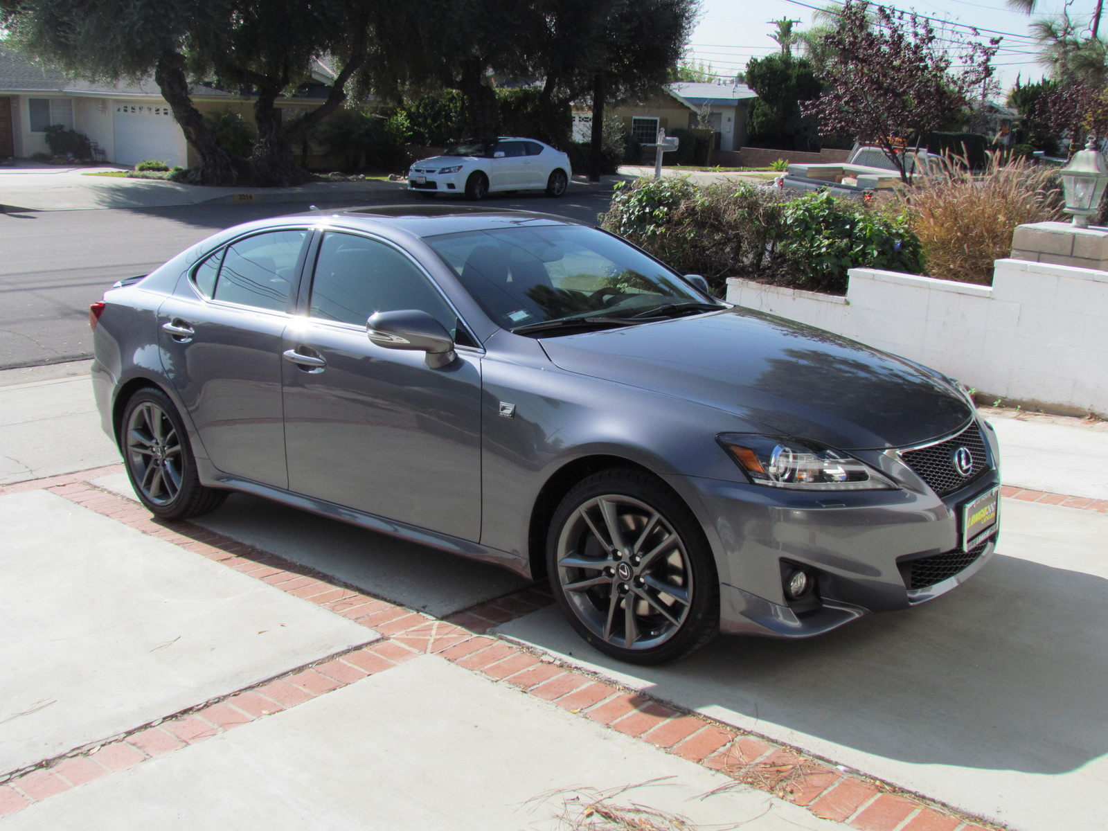 2012 Lexus Is 350 #6