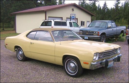 1975 Plymouth Volare #14