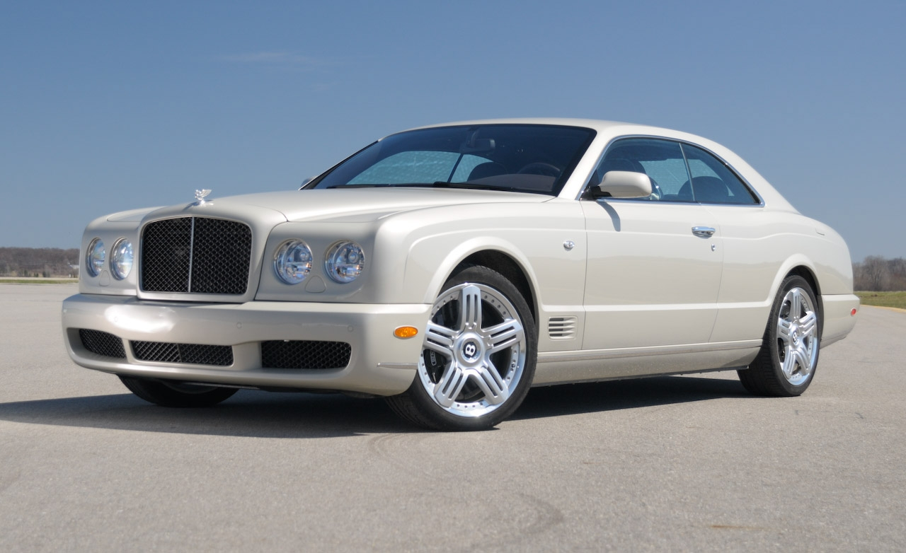 2010 Bentley Brooklands #2