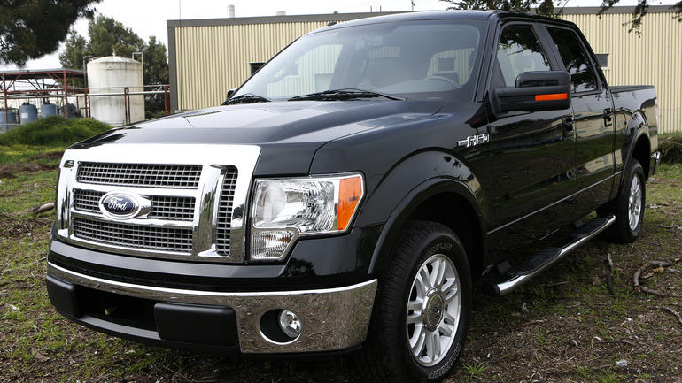 2009 Ford F-150 #11