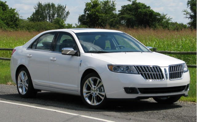 2009 Lincoln Mkz #4