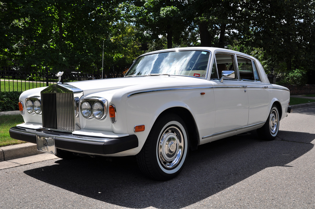 Rolls royce Silver Shadow #4