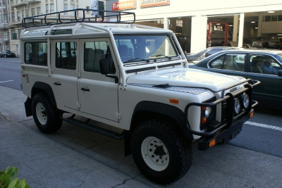 1993 Land Rover Defender #11