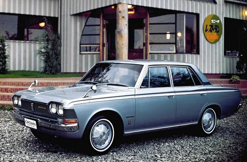 1968 Toyota Crown #7