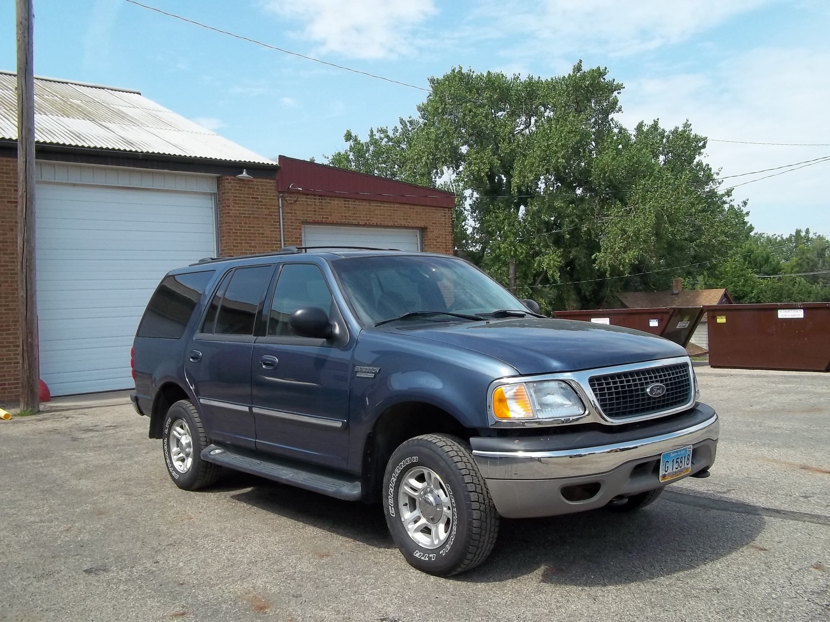 2002 Ford Expedition #15
