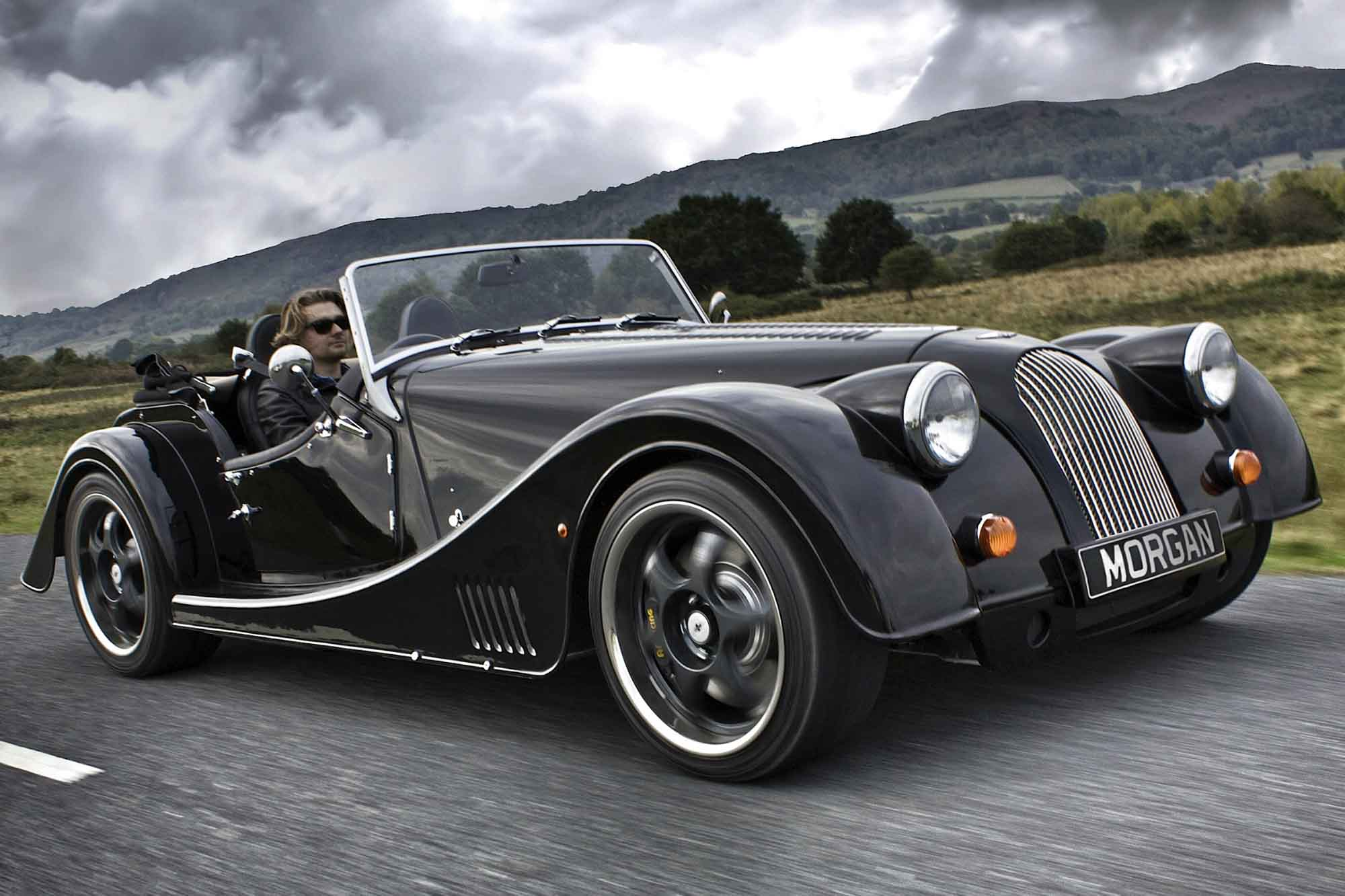 Morgan Plus 8 #4