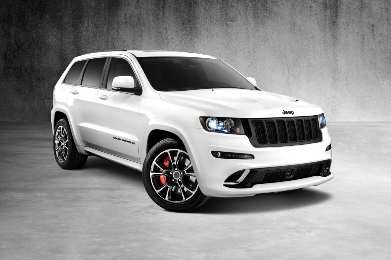 Jeep Grand Cherokee Srt #11