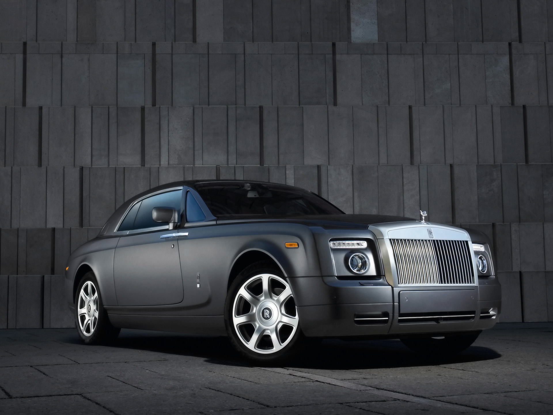 2011 Rolls royce Phantom Coupe #8