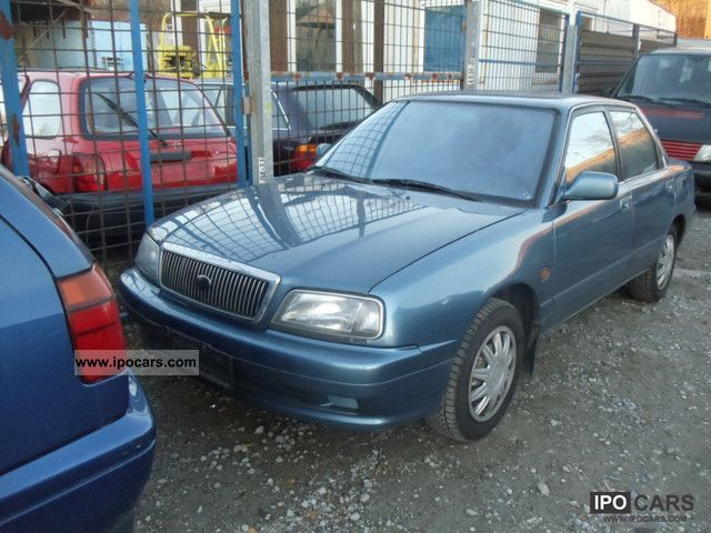 1995 Daihatsu Applause #14