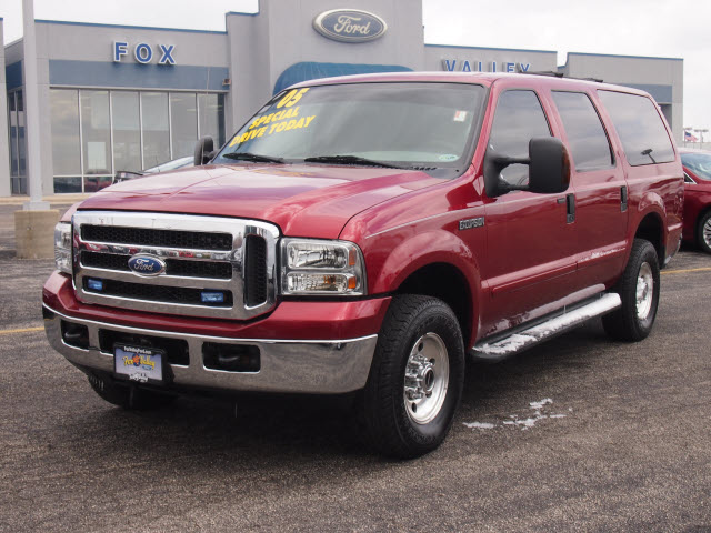 2005 Ford Excursion #6