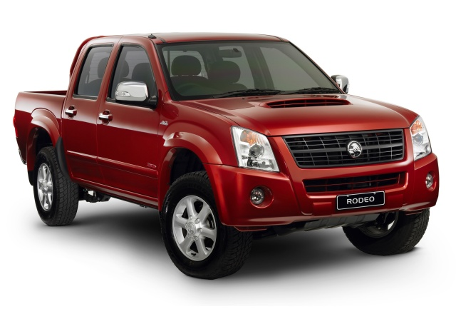 2005 Holden Rodeo #9