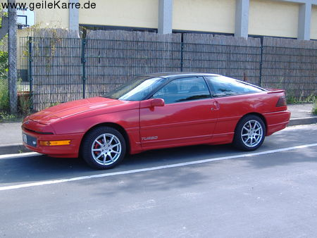 1991 Ford Probe #7