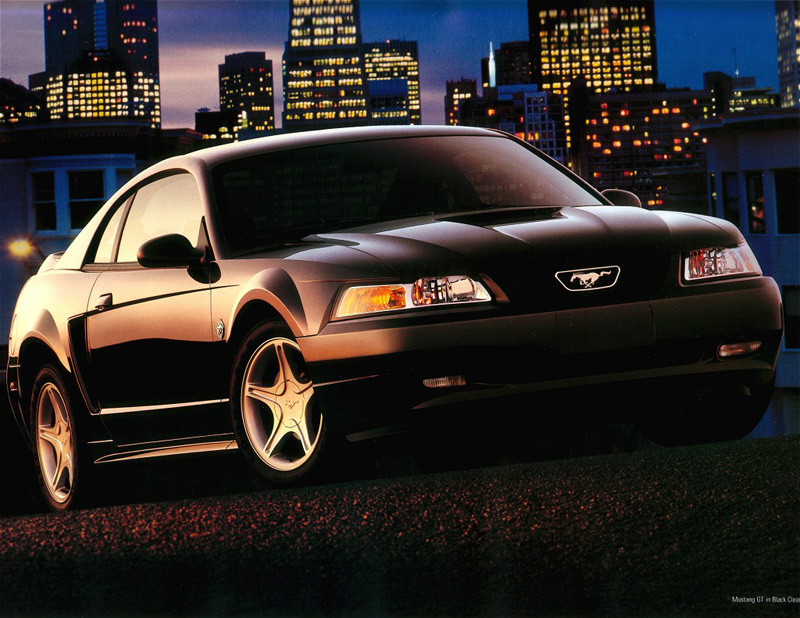 1999 Ford Mustang #16