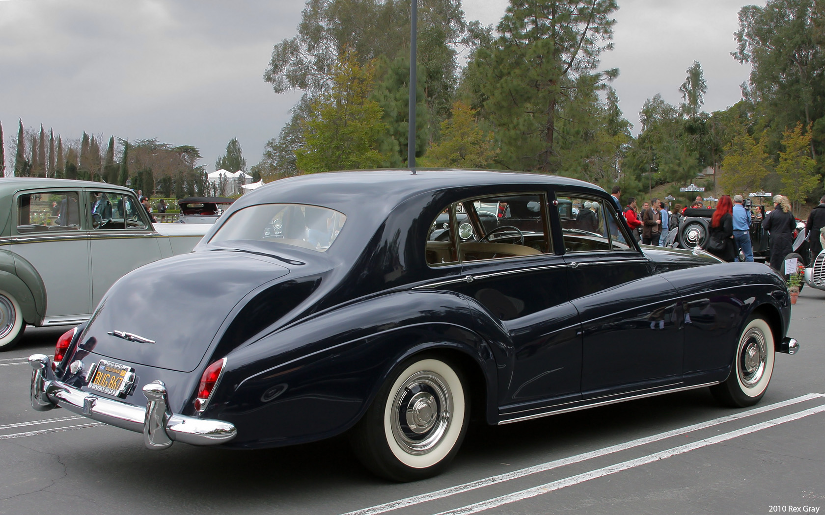 Rolls royce Silver Cloud #12