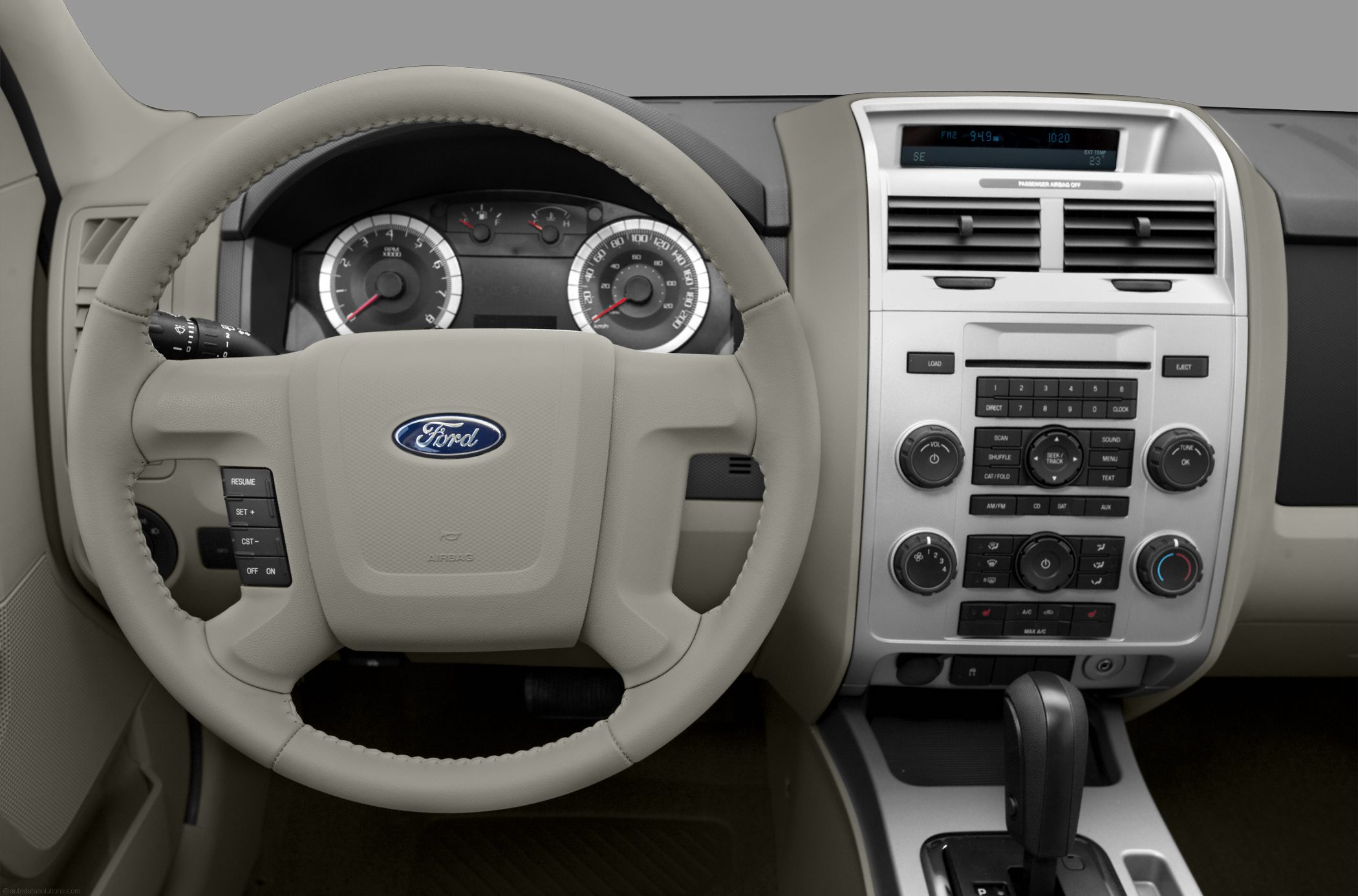 2010 Ford Escape #7