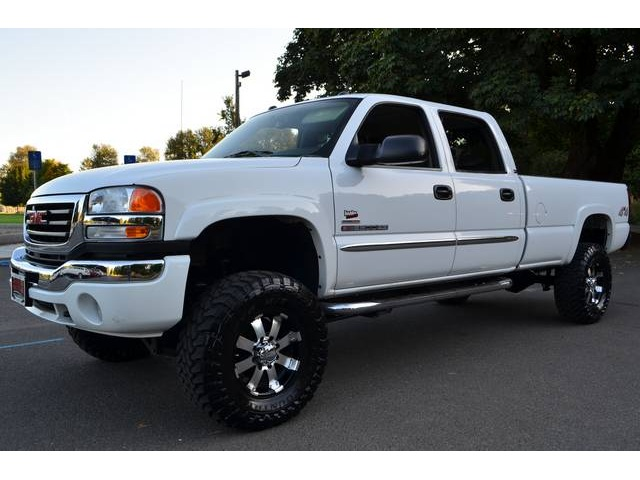 2005 GMC Sierra 2500hd #4