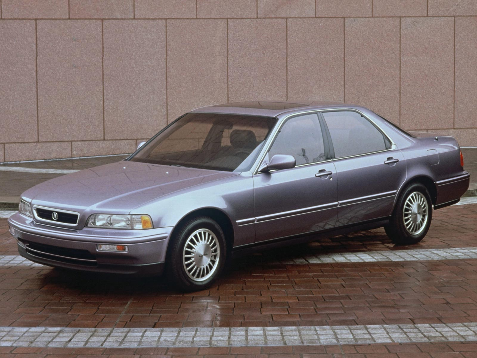 1991 Honda Legend #7
