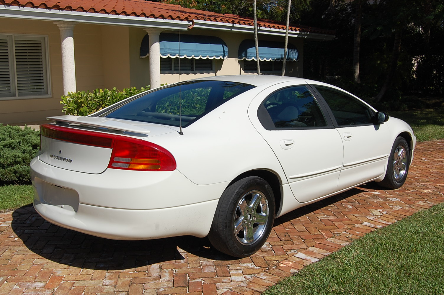 2000 Dodge Intrepid #4