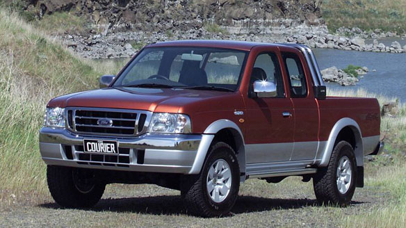 1992 Ford Courier #2