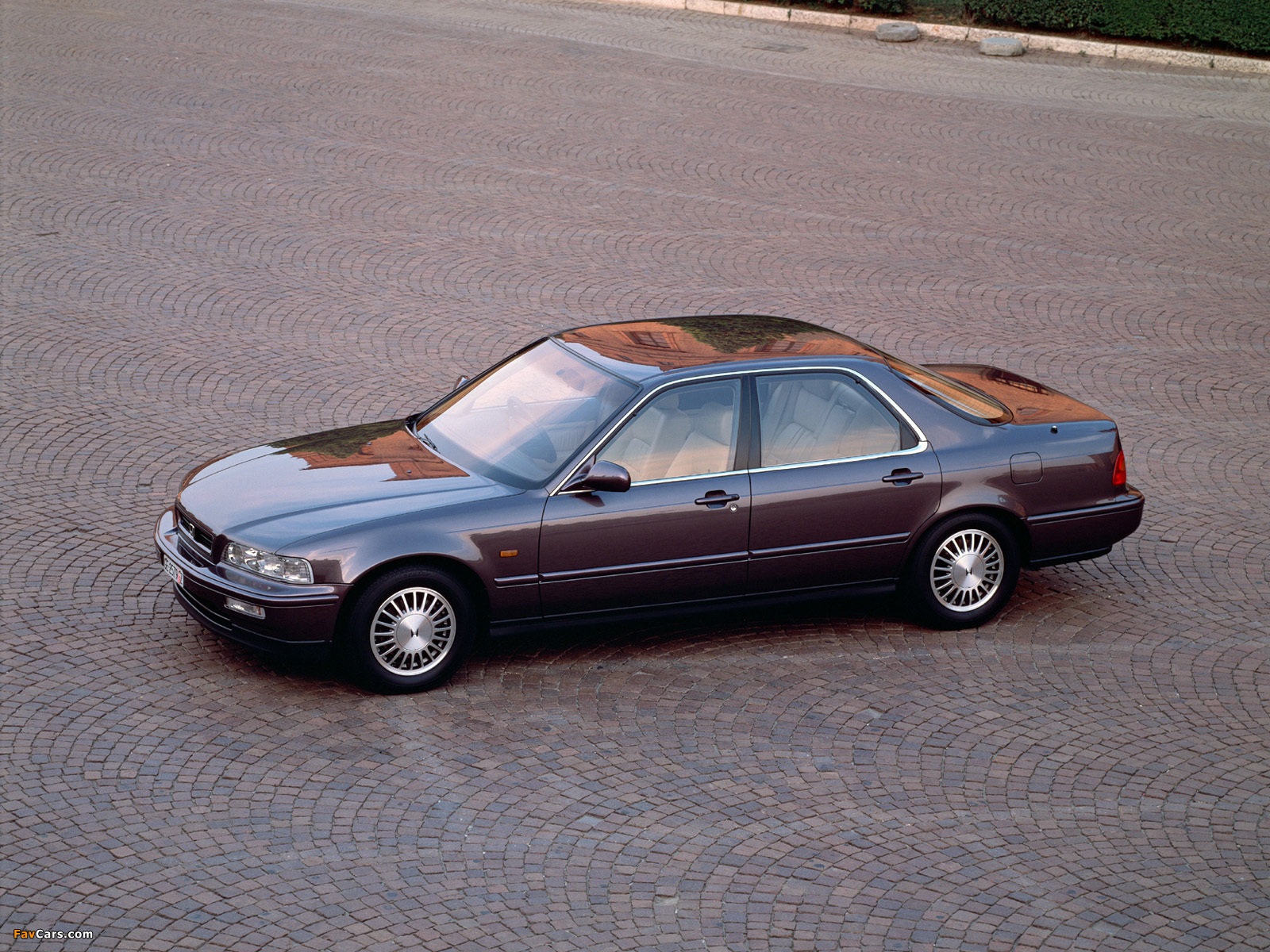 1990 Honda Legend #6