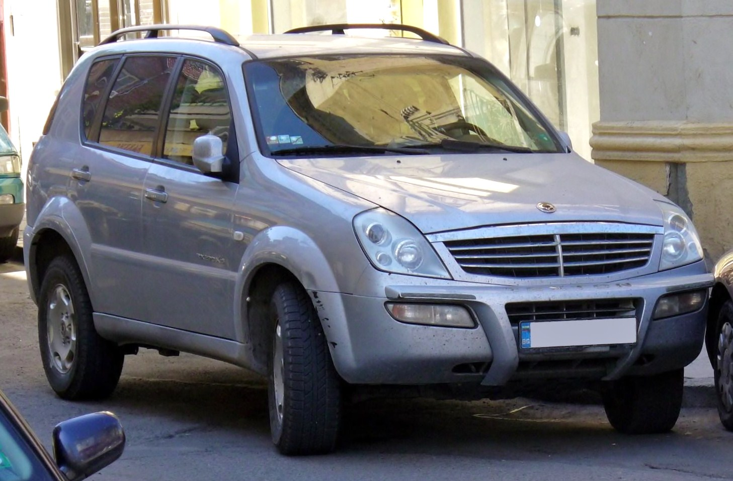 2005 Ssangyong Actyon #14