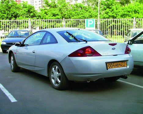 1998 Ford Cougar #10