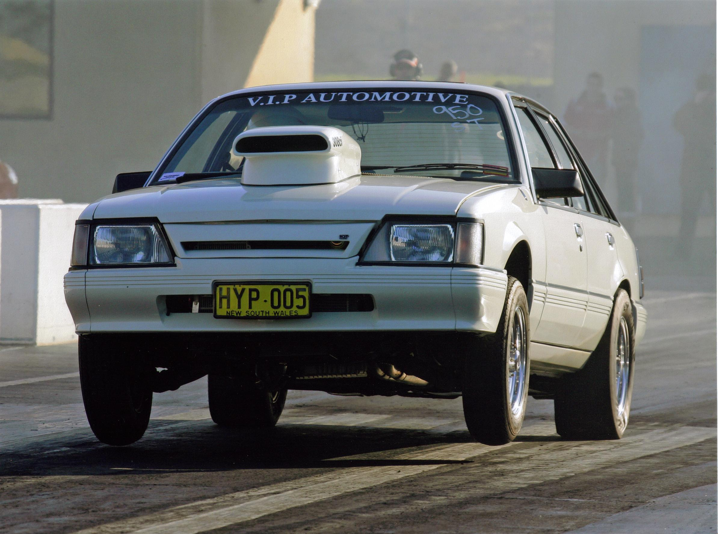 1985 Holden Commodore #10